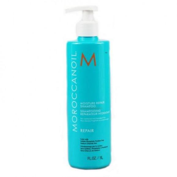 Moroccanoil Shampoo Reparador - Moisture Repair Shampoo 1000ml
