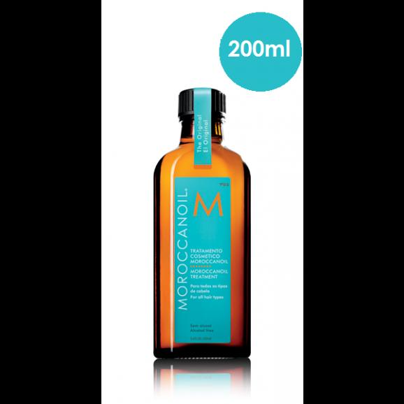 Serum Moroccanoil Original Oil Treatment Óleo de Argan 200ml