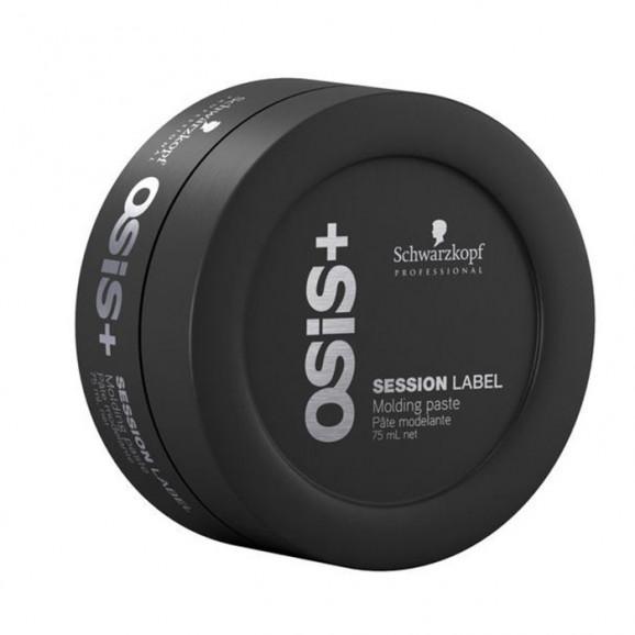 Schwarzkopf Osis+ Session Label Molding Paste - Pasta Modeladora 75ml
