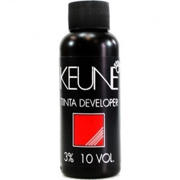 Keune Cream Developer 3% Oxidante 10 volumes - 60ml