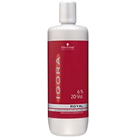 Schwarzkopf Igora Royal 6% Oxidante 20 Volumes - 1000ml