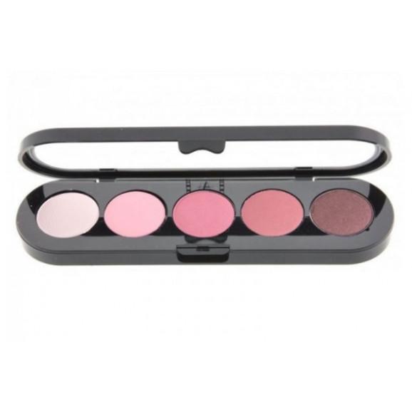 Paleta de Sombras T13 - Palette 5 Cores - Make Up Atelier Paris