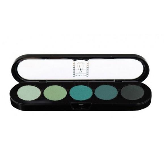 Paleta de Sombras T29 - Palette 5 Cores - Make Up Atelier Paris