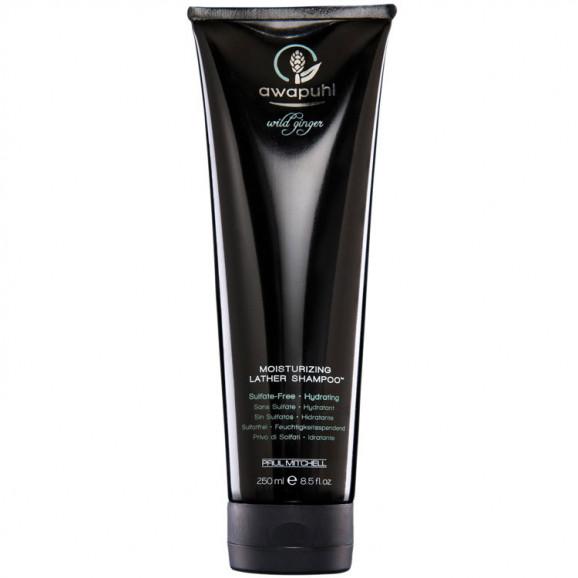 Paul Mitchell Awapuhi Wild Ginger Moisturizing Lather Shampoo - 250ml