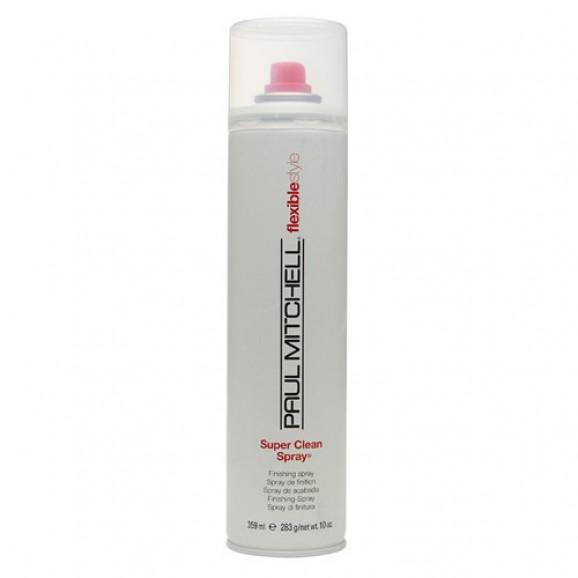 Paul Mitchell Firm Style Super Clean Extra - Spray de Finalização 359ml