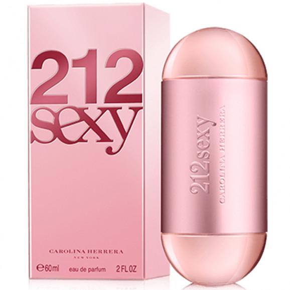 Perfume 212 Sexy Feminino 60ml - Carolina Herrera