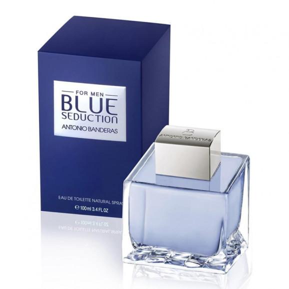 Perfume Blue Seduction For Men EDT 100ML - Antonio Banderas