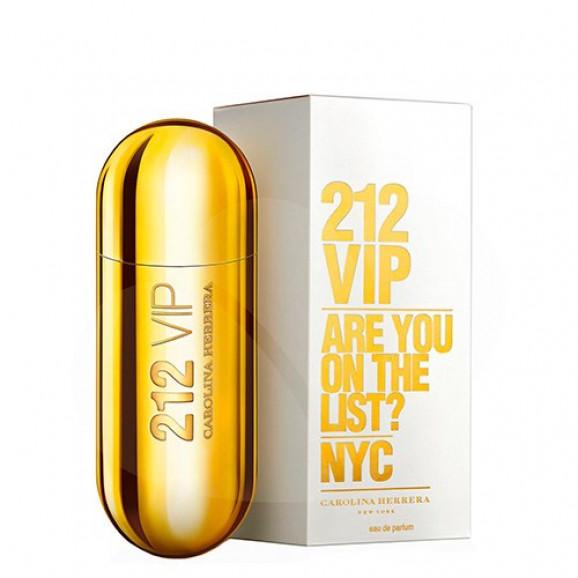 Perfume 212 Vip EDP Feminino 80ml - Carolina Herrera