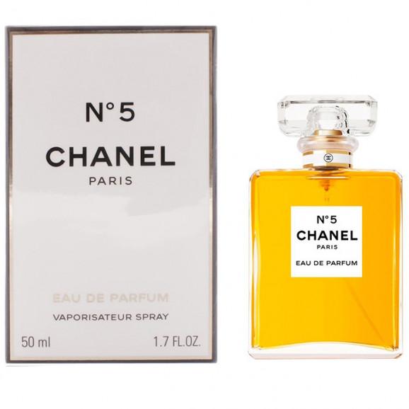 Perfume Chanel Nº 5 EDP Feminino 50ml - Chanel