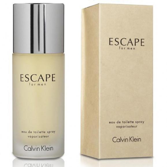 Perfume Escape For Men EDT Masculino 100ml - Calvin Klein