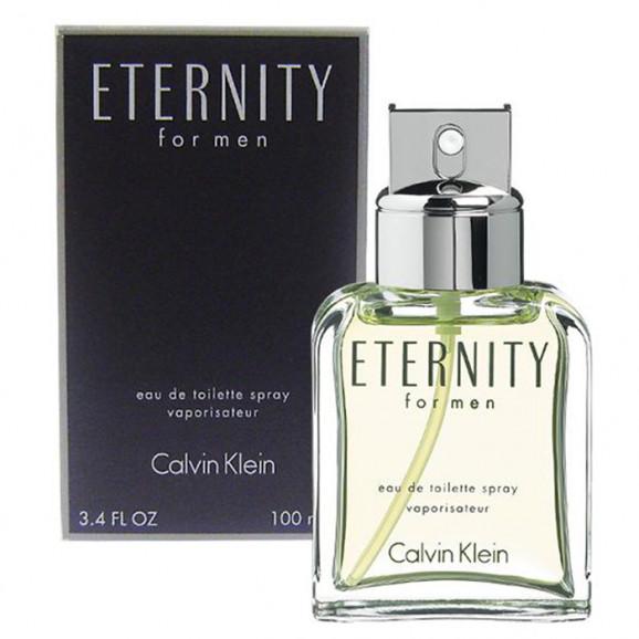 Eternity For Men EDT Masculino 100ml - Calvin Klein