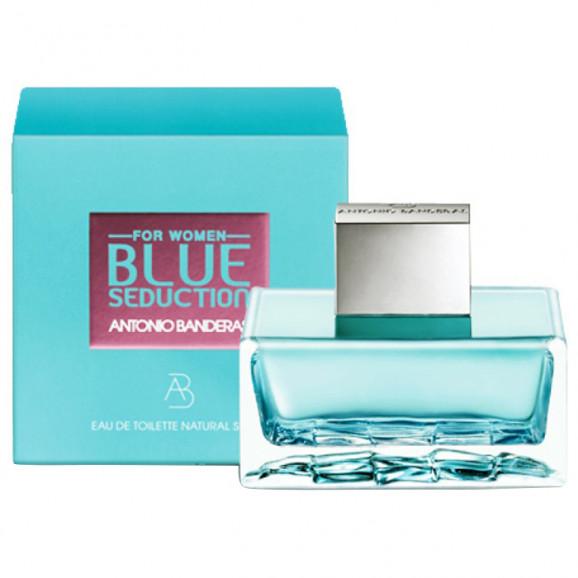 Perfume Blue Seduction Women Feminino 50ml - Antonio Banderas