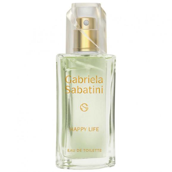 Perfume Gabriela Sabatini Happy Life EDT 60ml