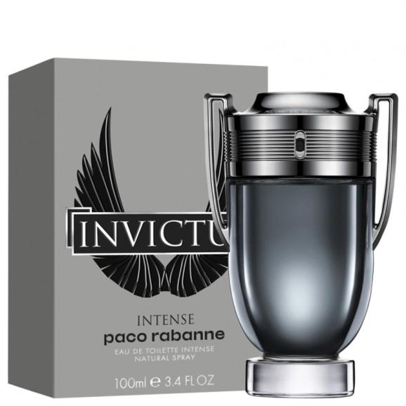 Perfume Invictus Intense 100ml - Paco Rabanne
