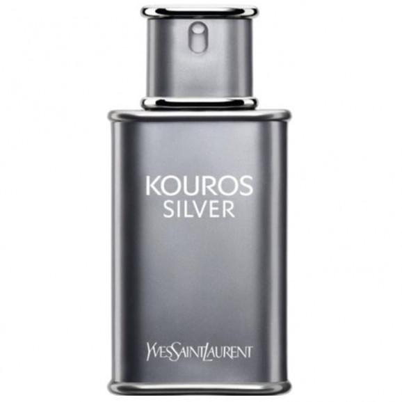 Perfume Kouros Silver EDT Masculino - Yves Saint Laurent-50ml