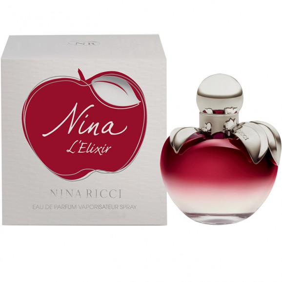Perfume Nina L'Elixir EDP Feminino 80ml - Nina Ricci