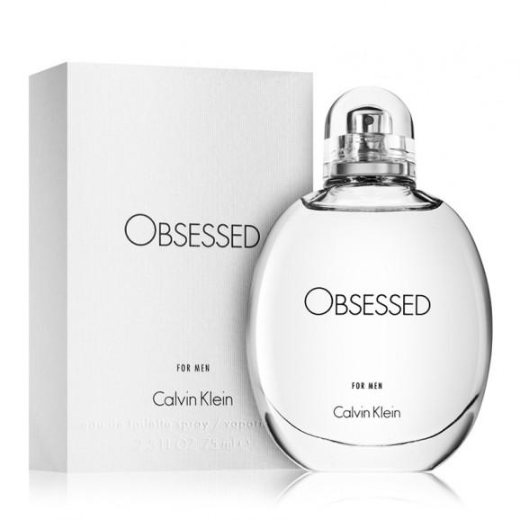 Perfume Obsessed For Men 75ml - Calvin Klein