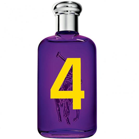 Perfume Polo Big Pony Purple 4 EDT Feminino - Ralph Lauren