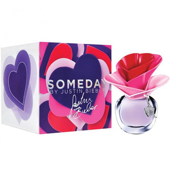 Perfume Someday EDP Feminino 50ml - Justin Bieber