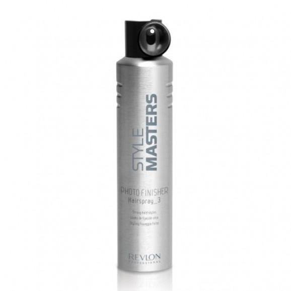 Revlon Professional Style Masters Photo Finisher Hairspray 3 Finalizador - 500ml