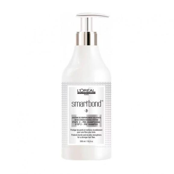 Pré Shampoo Loreal Professionnel Smartbond Step2 500ml