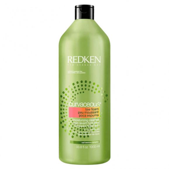 Shampoo Redken Curvaceous Low Foam Moisturizing Cleanser 1000ml