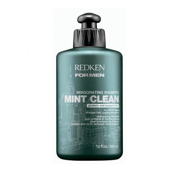 Redken for Men Mint Clean Invigorating  - Shampoo 300ml