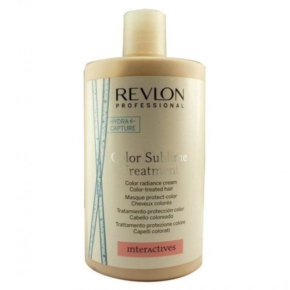 Revlon Professional Color Sublime Treatment Máscara - 750ml
