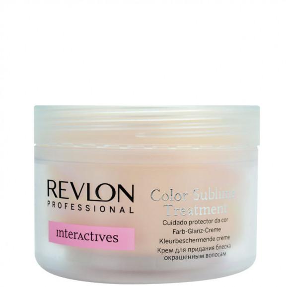Revlon Professional Color Sublime Treatment Máscara de Tratamento - 200ml