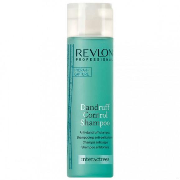 Revlon Professional Dandruff Control Shampoo Anticaspa - 250ml