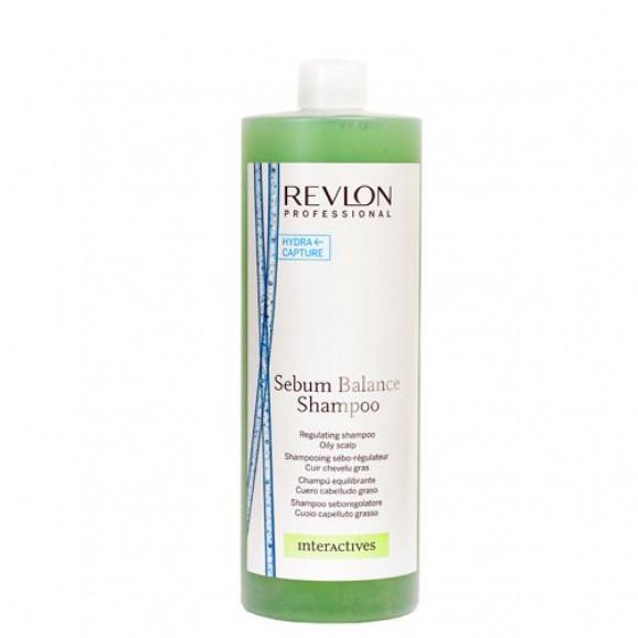 Revlon Professional Interactives Sebum Balance Shampoo - 1250ml