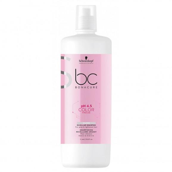 Shampoo Schwarzkopf BC Bonacure pH 4.5 Color Freeze Sulfate Free 1000ml