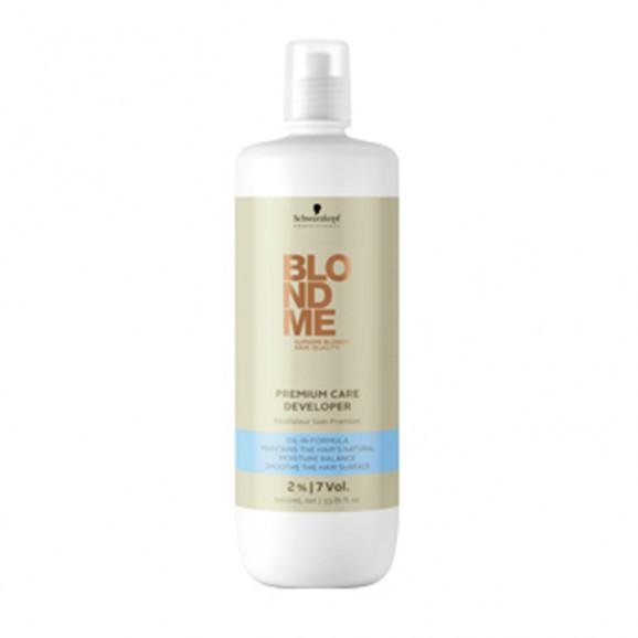 Schwarzkopf Blondme Premium Care Developer 2% 7 volumes - Oxidante 1000ml