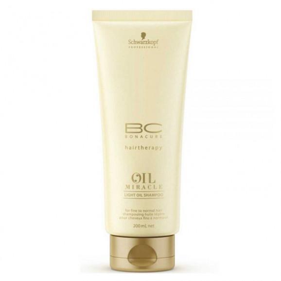 Shampoo Schwarzkopf Oil Miracle Light 200ml