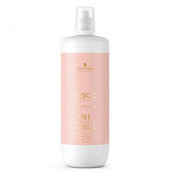 Shampoo Schwarzkopf Oil Miracle Rose 1000ml