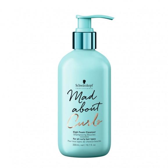 Shampoo Extra Expuma Schwarzkopf Mad About Curls 300ml