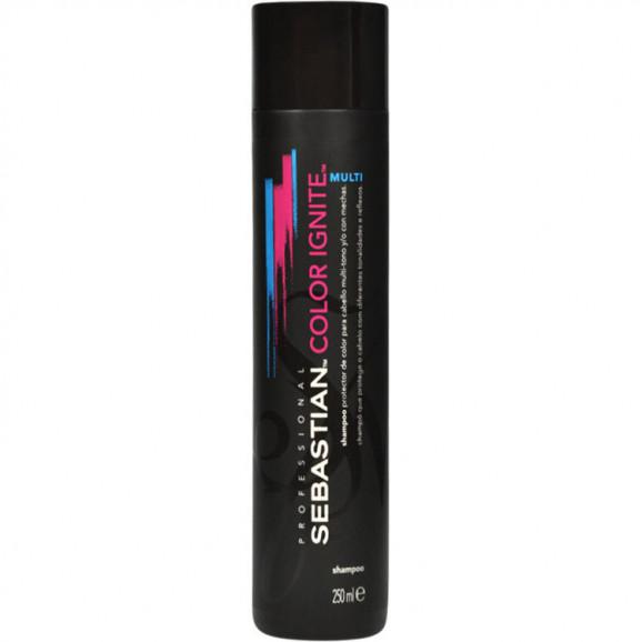 Sebastian Professional Color Ignite Multi Shampoo - 250ml