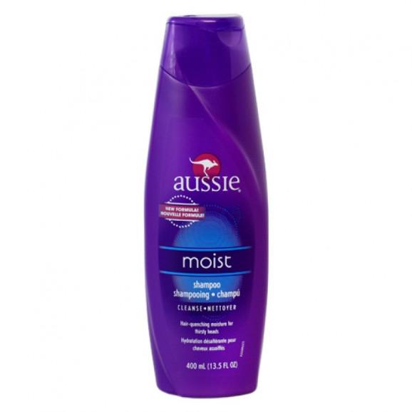 Aussie Conditioner Moist - Shampoo 400ml