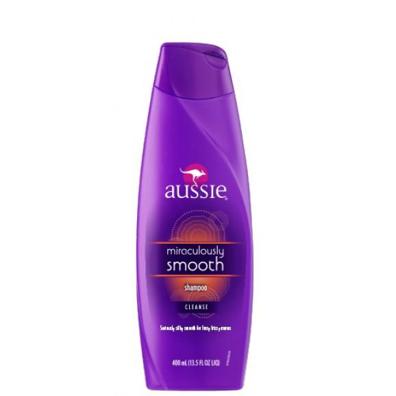 Aussie Miraculously Smooth Shampoo 400ml