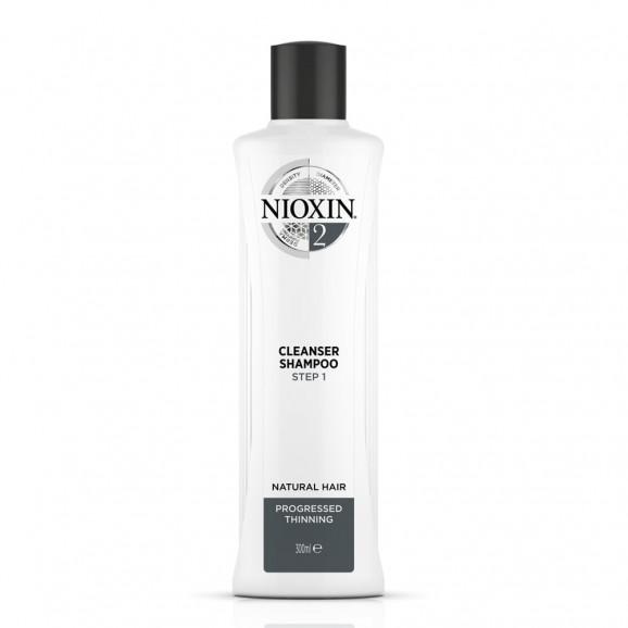 Shampoo Nioxin Cleanser Fine Hair 2 1000ml