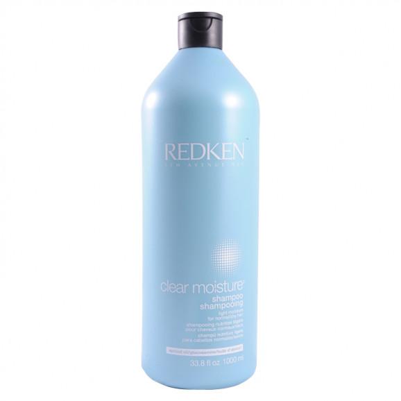 Redken Clear Moisture Shampoo - 1000ml