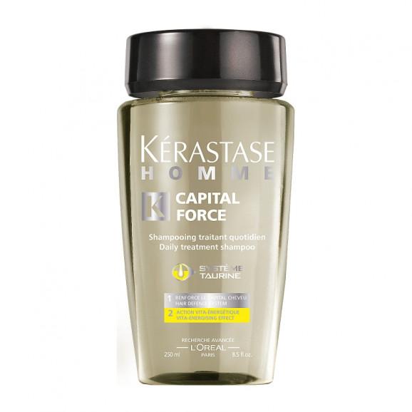 Kérastase Homme Capital Force Energising - Shampoo 250ml