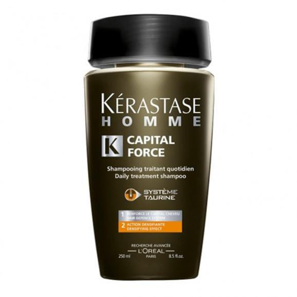 Kérastase Homme Capital Force Anti-Queda - Shampoo 250ml