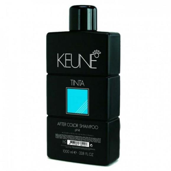 Keune Tinta After Color Shampoo Pós Tintura - 1000 ml