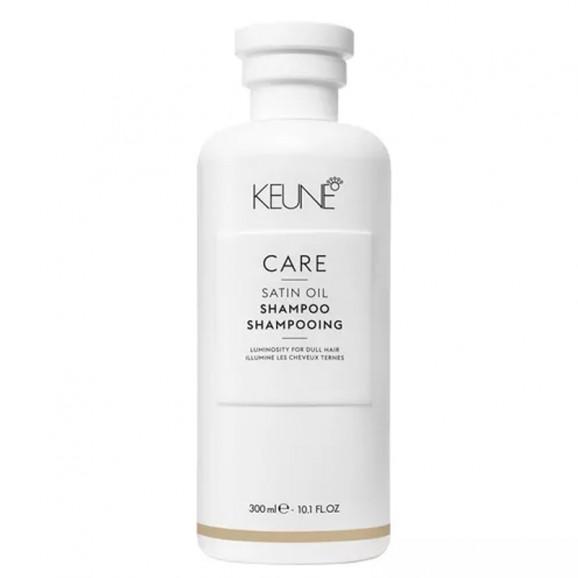 Keune Care Satin Oil - Shampoo 300ml