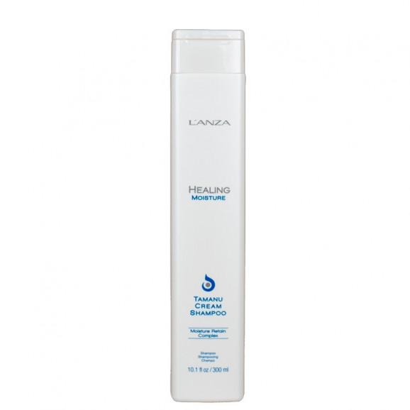L anza Healing Moisture Tamanu Cream Shampoo - 300ml