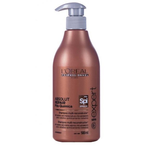 Loreal Professionnel Absolut Repair Pós Química - Shampoo 500ml
