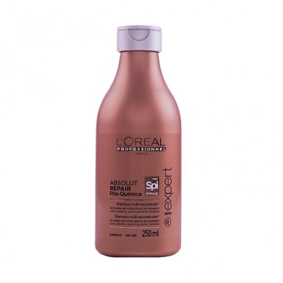 Shampoo Loreal Absolut Repair Pós Química - 250ml