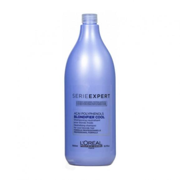 Shampoo Loreal Professionnel Polyphenols Blondifier Cool 1500ml