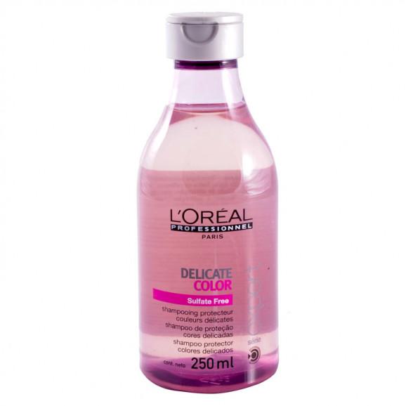 L´oréal Professionnel Delicate Color Shampoo - 250ml